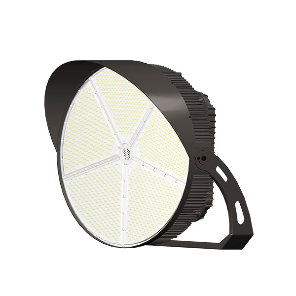 OEM/ODM Manufacturer 2019 New Manufacture Brightness Led Stadium Light Luminaire Stadium Led Lights 300w~1200w Featured Image