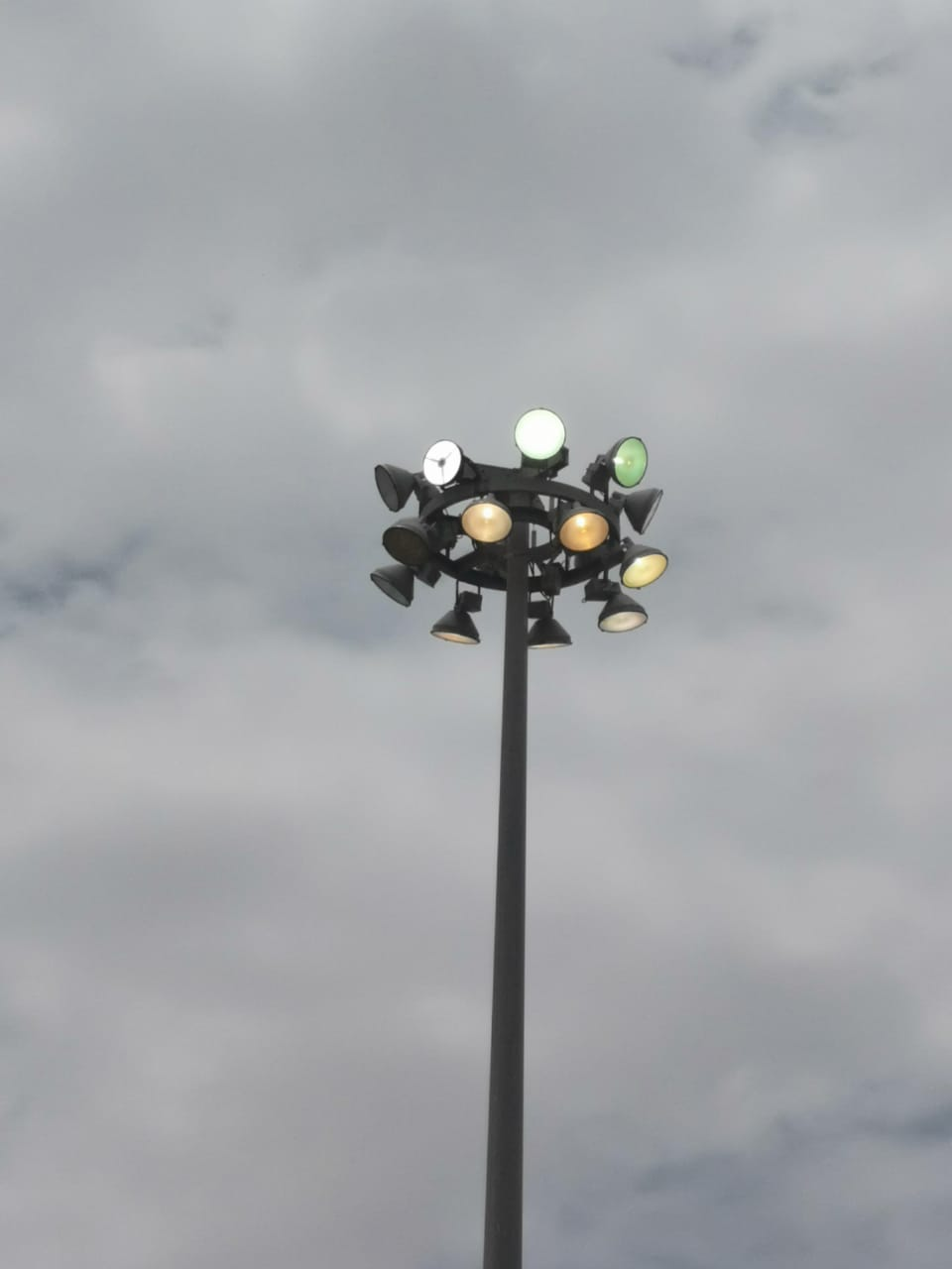 LED high mast light 750W