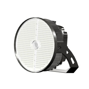600W LED Stadium Lights Arena Lighting Fixtures Replacement for 1500W Metal Halide (3HM Series)