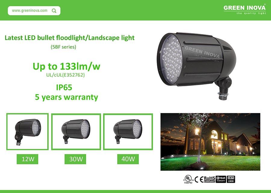 5BF Series LED Landscape Light