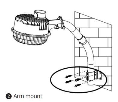 Arm Mount