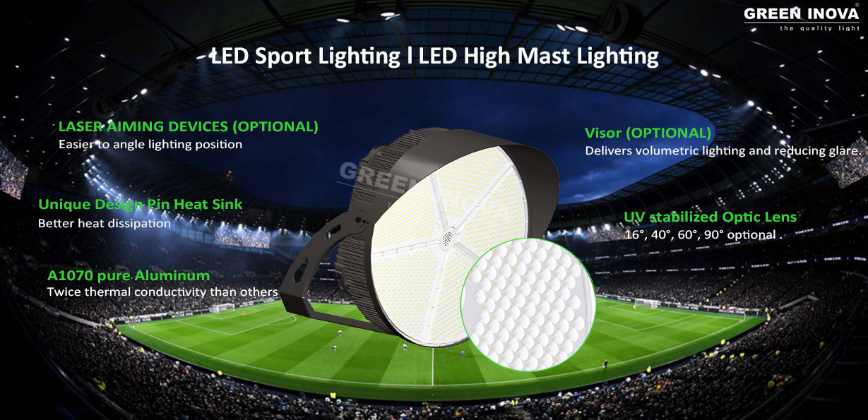 What Lighting Levels Are Required For Sport And How Is It Regulated?