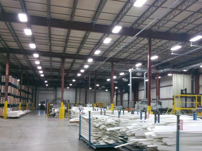 Warehouse Lighting Layout Design Tips