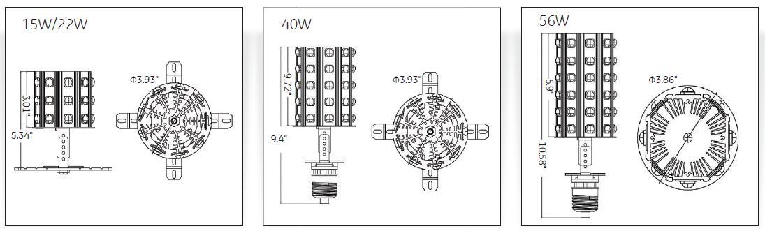 LED-Prost-TOP-retrofit-KOMPLETI-Dimentions