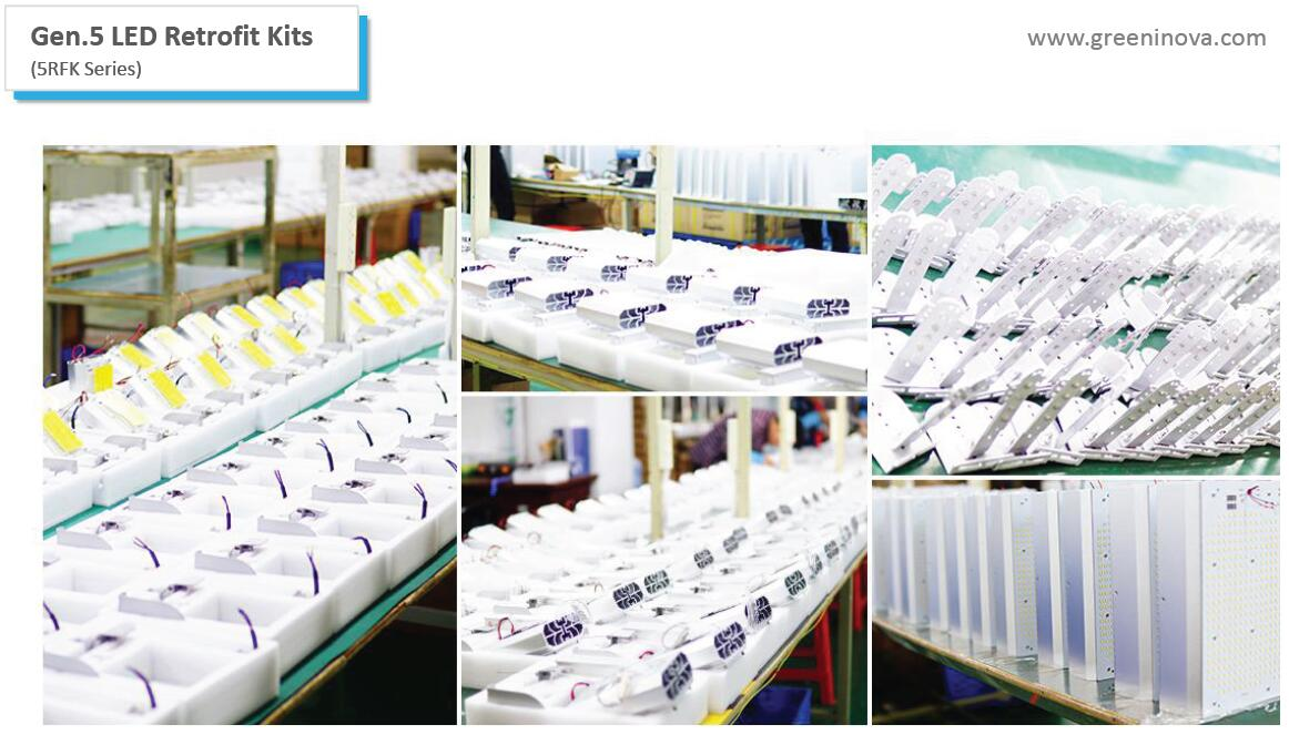 LED-Retrofit-kits-mass-production