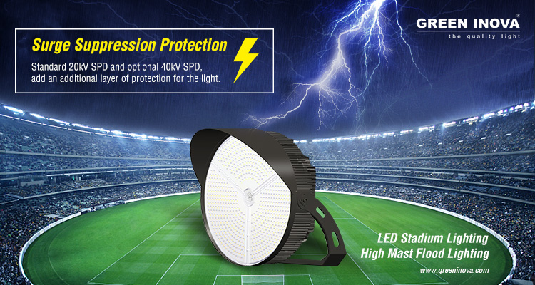 WHAT DO I NEED TO CONSIDER WHEN UPGRADING TO LED SPORT LIGHTING?