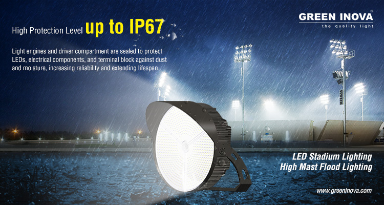 How to choose the best stadium lighting manufacturer?