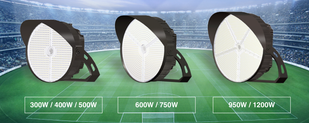 LED stadium light high mast lighting