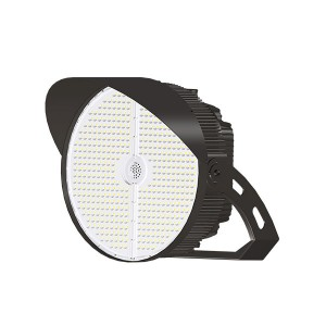 OEM Customized Led Flood Light 200w 300w 400w 500w 600w Mast Lamp Sport Tennis Court Led Arena Lights